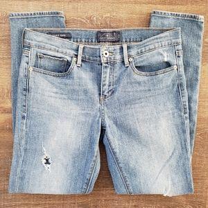 Lucky Brand Charlie Skinny Jean Size 8/29